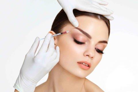 Мезотерапия глаз и век